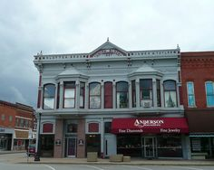 Taylorville, IL Union Block by army.arch, via Flickr