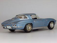 '63 Corvette Sting Ray 1/25