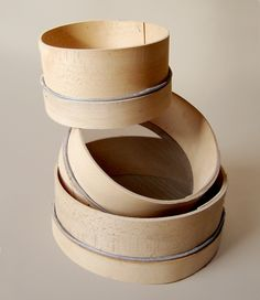 Kitchen sieves - Objects of Use - £20-25