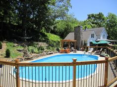 Above Ground Pool Designs - Contemporary - Swimming Pools And Spas - Baltimore - Van Dorn Pools and Spas Above Ground Pool, In Ground Pools, Pool Houses, Pool Designs, Spas, Baltimore, Swimming Pools, Contemporary, Outdoor Decor