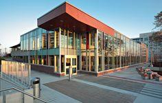 Cedarbrae Branch - Toronto Public Library post 2009-2010 renovation.