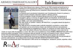 PAOLO BONACCORSO ART PROMOTER