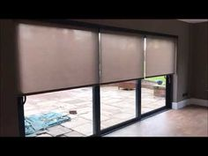 See our electric blinds in action by Radiant Blinds