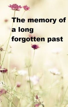 Read Chapter from the story The memory of a long forgotten past by JulesImaginary (Julia Riedler) with 33 reads. Aubry Two days lat.