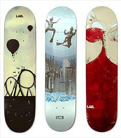 Skateboard Design by Emil Kozak