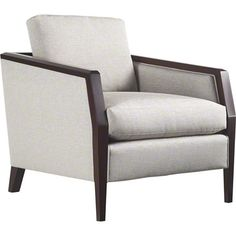 Baker Furniture : Larsa Lounge Chair - 6543C : Baker Upholstery : Browse Products