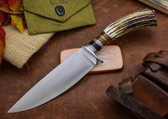Scagel Knives: Large Hunter