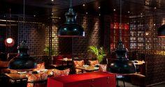 studio hba - Zazen Pan Asian Restaurant, Panchkula, India