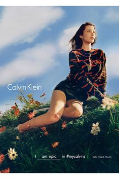 2fa493da0ea The Calvin Klein Crew - From Kate Moss Brooklyn Beckham Justin Bieber  Kendall Jenner Lucky Blue