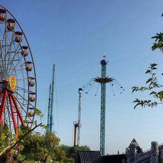 Allou! fun park Helsinki, Utility Pole, Greece, Fair Grounds, Park, Fun, Travel, Greece Country, Viajes