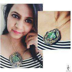 video: https://m.youtube.com/watch?v=UeWcMnrprRE blog: http://leopajo.com/diy-clay-pendant-tutorial/ shop: http://leopajo.com/product-category/jewelry/neck-pieces/