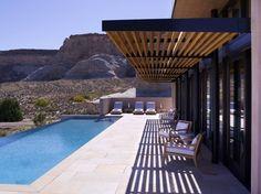 Explore Amangiri - Explore our Luxury Hotels - Aman Amangiri是美國西南部的發光峽谷內夾著一個偏遠的世外桃源。