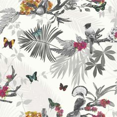 Buy a used Arthouse Mystical Forest Wallpaper. ✅Compare prices by UK Leading retailers that sells ⭐Used Arthouse Mystical Forest Wallpaper for cheap prices. Forest Wallpaper, Bird Wallpaper, Glitter Wallpaper, White Wallpaper, Wallpaper Online, Wallpaper Roll, Hallway Wallpaper, Butterfly Wallpaper, Peacock Wallpaper