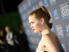 1950s Ponytail, Amy Adams, Choice Awards, Critic, Ponytail Hairstyles, Feelings, Hair Styles, Beauty, Vintage