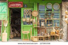 Sarajevo, Bosnia - August 13: Storefront Selling Traditional Handicraft On August 13, 2012 In Sarajevo, Bosnia. Bascarsija, The Old Town, Is A Popular Place For Tourists To Buy Local Craft. Stock Photo 127065356 : Shutterstock
