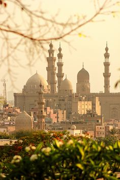 Cairo, Egypt by Khalid Mohy