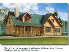 Modulars On Pinterest Modular Log Homes Modular Homes