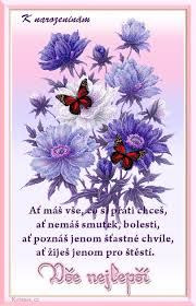 Výsledek obrázku pro gratulace k narozeninám Happy Birthday Quotes, Art Journal Pages, Wallpaper, Flowers, Photos, Beautiful Flowers Pictures, Wall Papers, Florals, Tapestries