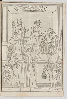 Lecture: Early medical printing and the Fasciculus medicinae of Johannes de Ketham - Rediscovering Culture Medical Textbooks, 15th Century, Vignettes, Coloring Books, Screen Printing, Anatomy, History, Prints, Mouths