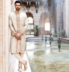 For parties Shyamal And Bhumika, Mens Sherwani, Memoirs, Destination Wedding, Duster Coat, Indian, Wedding Dresses, Party, Jackets