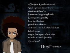 Huey Freeman | Luv Ta Luv Ya Stories Wiki | Fandom powered by Wikia