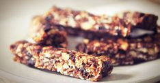 Zelf mueslirepen maken | gezonde snack