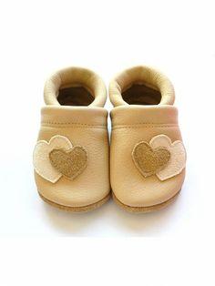 #zapatos para #bebes en #piel