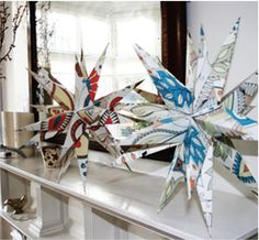 """awesome paper craft by Clare Youngs.  Her book """"The Perfect Handmade Bag"""" continues to inspire me to craft!"""