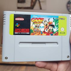 By nintendo_ki: #Disneys Goof Troop for #SNES is much fun. Easy and cheap to get...   #nintendolife #gamer #nintendo #gamers #gaming #video #videogames #retro #retrogaming #retrogames #nes #n64 #picoftheday #zelda #ninstagram #collection #collector #amazing #followme #nintendo #ds #gamecube #picoftheday #amiibo #amiibos #wii #3ds #supernintendo #snes #retrogaming #microhobbit