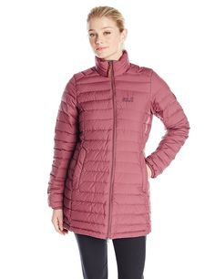 Jack Wolfskin Women's Carmanville Insulated Coat * This is an Amazon Affiliate link. Check out this great product.