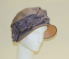 Hat, Liberty & Co., c. 1923.