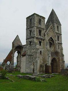 2006.06. - Zsámbék, medieval monastery frontwiese, Hungary