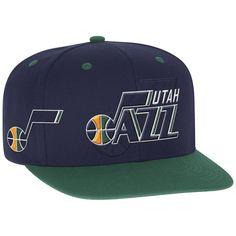 Utah Jazz adidas 2016 NBA Draft Snapback Hat - Navy - $27.99