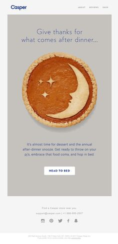 21 Best Thanksgiving Email Design Images On Pinterest Email