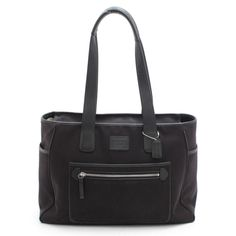 23359992594b $7 on EBTH Leather Diaper Bags, Celine Luggage, Luggage Bags, Black Nylons