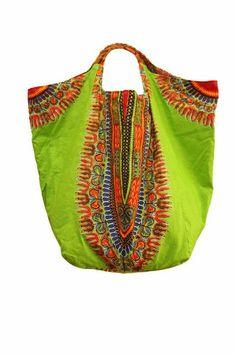 The Dashiki Beach Bag