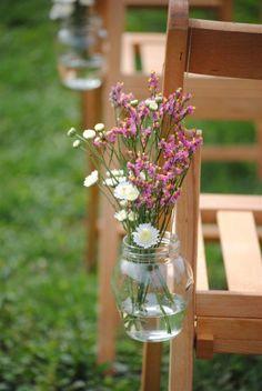 pequeños detalles... boda al aire libre