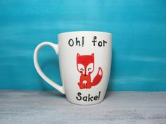 Get this for your friend who's clever like a fox.
