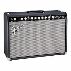FENDER Super Sonic 22 Combo Tube Guitar Amp 22W Black w/4-Button Footswitch DEMO | Reverb