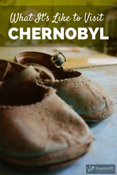 What it's like to visit Chernobyl. 25 haunting images that will give you a glimpse into the disaster 30 years after it took place. Travel in Ukraine. | Blog by The Planet D: Canada's Adventure Travel Couple
