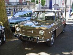 Renault 8 R1130 de 1963 705 GM 37 - 16 juin 2013 (Grand Prix de Tours, boulevard Béranger - Tours) 4