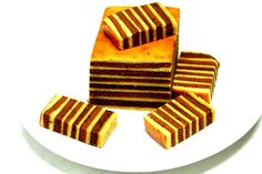 The varieties of Sarawak Layered Cakes...
