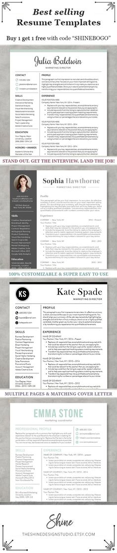 Write,rewrite and design a good ats resume, cover letter, writing - resume services online