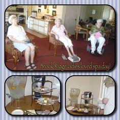 Spa Day at Brook Ridge - Pharr, Texas