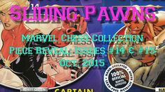 Marvel Chess Collection - Piece Reveal Issues #14 & #15
