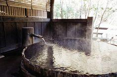 Bath tub for barn folk ...