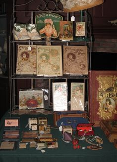 Alice Peck Day Antique Show March 2011