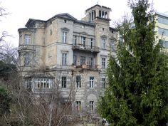 Haus  Lindenberg    Berlin Kreuzberg     1874 errichtet, noch im Originalzustand erhalten