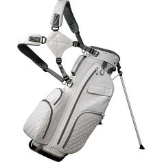 Women's Taylor Made Golf Bags | Image for TaylorMade TM Ladies Stand Bag White - Golf Bags