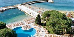 Alberca Del Hotel Beach Plaza Montecarlo, Mónaco